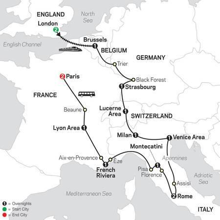 Wonders of Europe (51202020)