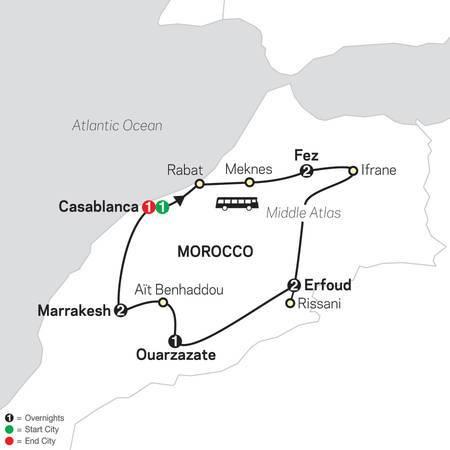 Highlights of Morocco (67802022)