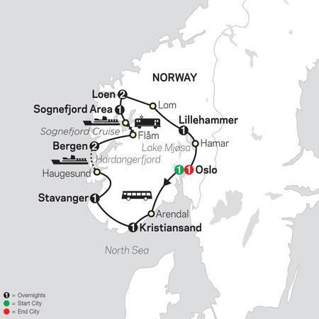 Norwegian Fjords (69202020)