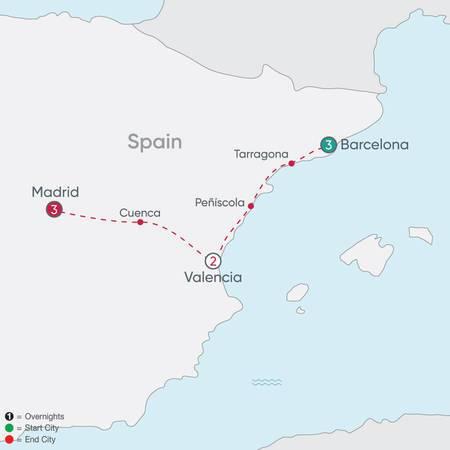 Spanish City Explorer (75002020)