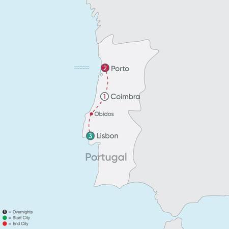 Portugal Explorer (75602020)