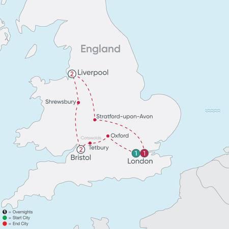 England Explorer (79002020)