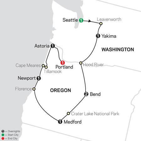 Exploring the Pacific Northwest (85702022)