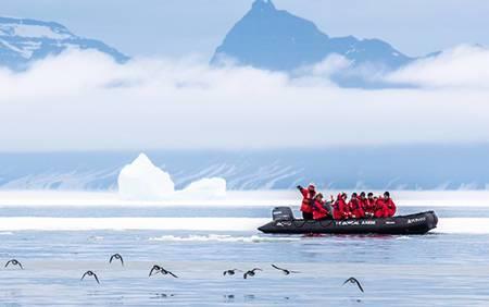 Grand Arctic Voyage