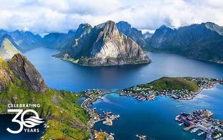 Cruising Iceland, the Faroe Islands and Norwegian Fjords