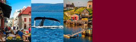 zSt. Lawrence Plus The Maritimes - Save 60% this October