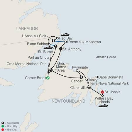 Newfoundland and Labrador (CF2020)