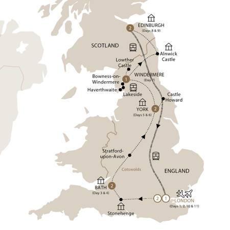 British Royale end London, Summer 2021