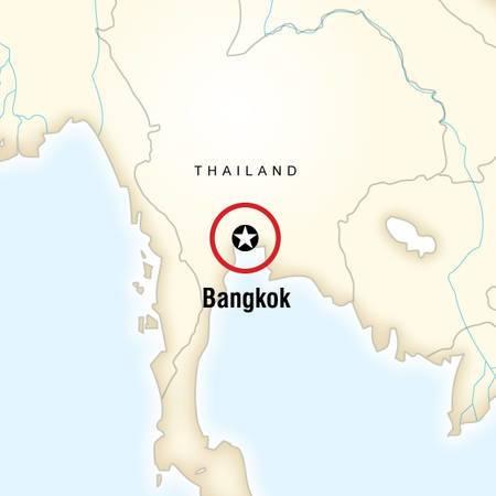 Bangkok Day Tour One Night in Bangkok (half day)