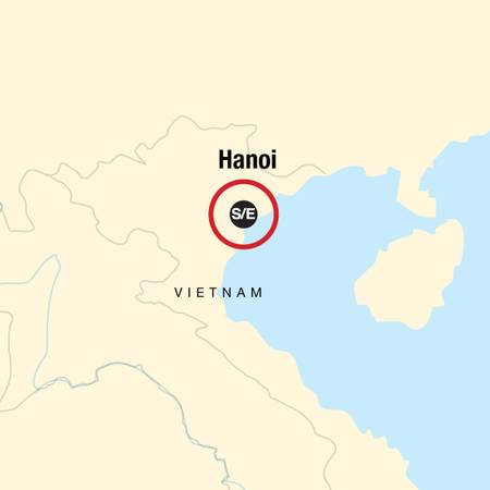 Hanoi Day Tour Vietnamese Foodie Tour and Cooking Class (half day)