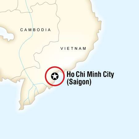 Ho Chi Minh City Day Tour Cyclo Discovery (half day)