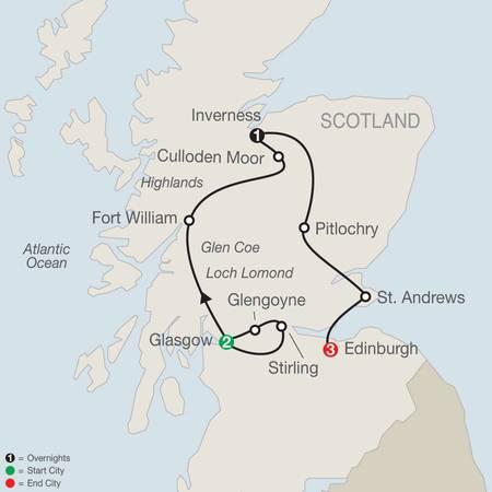 Scottish Escape (KAS2021)