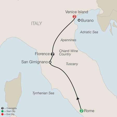 A Taste of Italy (LH2020)