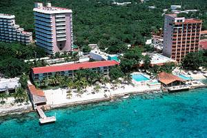 3-Nights Cozumel, El Cid La Ceiba Beach Hotel