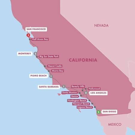 Journey Along Californias Pacific Coast Highway