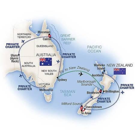 Grand Australia and New Zealand